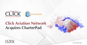 Click Aviation Network Acquires CharterPad